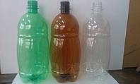ПЭТ бутылка 1 л бочонок