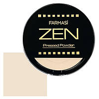 Компактная пудра ZEN натуральная (1302413)