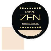 Компактная пудра ZEN светлая (1302411)