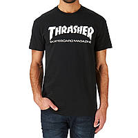 Футболка Thrasher Skate Mag Logo Tee Black