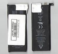 №3.1 Батарея (аккумулятор) для iPhone 4s без контроллера (Li-Pol 3.7В 1430мА·ч), (4 *31,5*81мм)