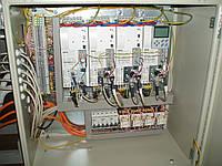 Монтаж шкафов с частотными преобразователями и автоматикой
