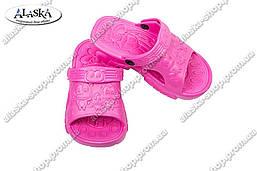 Детские сандалики малиновые (Код: ПД-01)