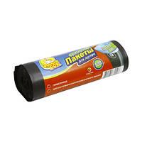 Пакет для мусора суперпрочный LD (70*110/120л - 10шт,черный)