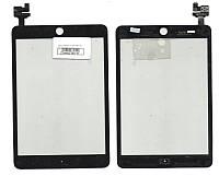 Тачскрин (сенсор) iPad Mini 3 (black) assembly with  IC