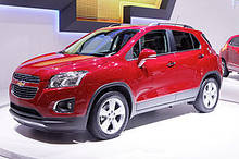 Автостекла для Шевроле Трекер / Chevrolet Tracker (минивен) (2013-)