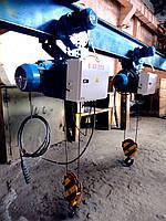 Таль электрическая (тельфер)  ТЭ3.2.419-6.3Д Q - 3,2т., Н - 6,3 м.