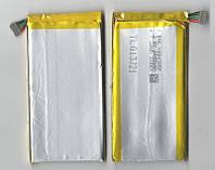 №01.7 Батарея (аккумулятор) Li-Pol 3.7 2000мА·ч), (4,0 *43*85mm)