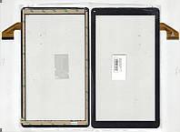 Тачскрин (сенсор) №203 для планшета Bravis NB102  254×145 mm 50 pin HK10DR2767   черный
