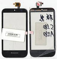 Сенсор Lenovo S680 Black MCF-043-0399