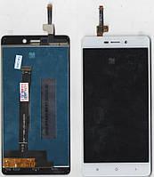 Дисплей + сенсор Xiaomi Redmi 3 ,Redmi 3 PRO , Redmi 3s белый