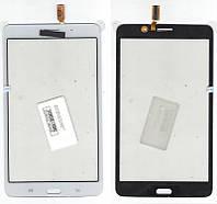 Тачскрин (сенсор) Samsung T231 3g версия) белого цвета (high copy) white