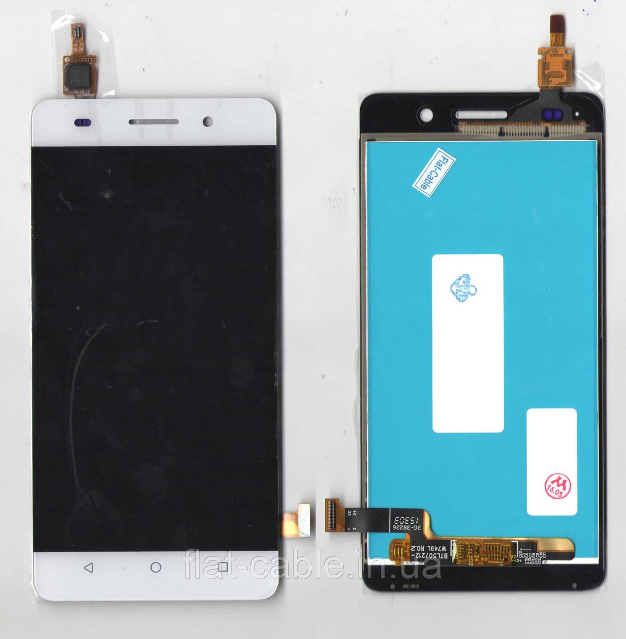 Дисплей + сенсор Huawei Honor 4C (CHM-U01) Белый
