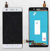 Дисплей + сенсор Huawei Honor 4C Белый