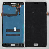 Дисплей + сенсор Lenovo Vibe P1 чёрный