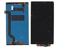 Дисплей + сенсор Lenovo A7010 X3 Lite Black