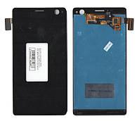Дисплей + сенсор Sony E5333 Xperia C4 Dual, E5343 Xperia C4 Dual, E5363 Xperia C4 Dual, черный