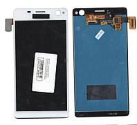 Дисплей + сенсор Sony E5333 Xperia C4 Dual, E5343 Xperia C4 Dual, E5363 Xperia C4 Dual белый