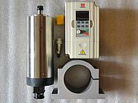 Шпиндель 1,5 кв 7А+инвертор для Чпу 7А, ER-11 (возд. охл.)