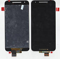 Дисплей + сенсор LG Google Nexus 5X H790 / H791 черный