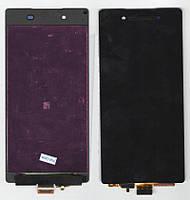 Дисплей + сенсор Sony E6533 Xperia Z3+ DS, E6553 Xperia Z3+, Xperia Z4l чёрный