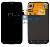 Дисплей + сенсор HTC Z320e One S, Z520e One S, Z560e One S(G25)