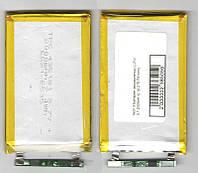 №01.9 Батарея (аккумулятор) Lenovo s858 Li-Pol 3.7 2050мА·ч), (3,0 *38*102mm)