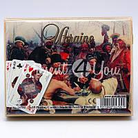 Игральные карты «Ukraine, Bridge», 2х55 листов