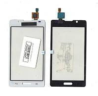 Сенсор LG P710/P713 Optimus L7 II белый