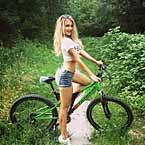 В программе отдыха в Карпатах велосипедные прогулки
