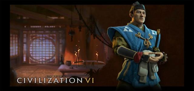 Civilization VI: видео-демонстрация Японии