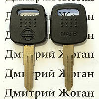 Корпус авто ключа под чип для NISSAN (Ниссан) корпус, лезвие DAT17