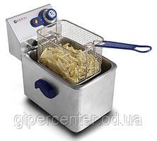 Электрическая настольная фритюрница Hendi BlueLine 205808 на 4 л с одной ванной