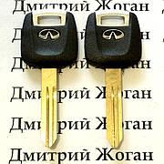 Корпус авто ключа под чип для Infinity (Инфинити)
