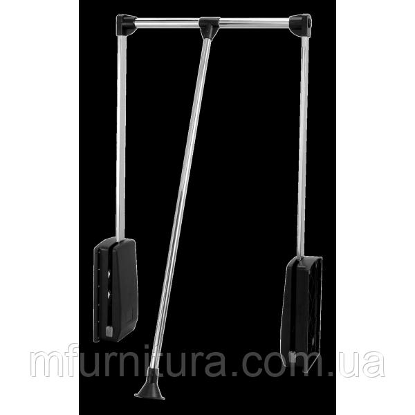 Пантограф 830-1150 мм, черный+хром - GTV (Польша)