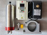 Шпиндель 1,5 кв 7А+инвертор для Чпу 7А, ER-11