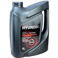 Масло моторное Hyundai XTeer GASOLINE Ultra Protection 5W-30