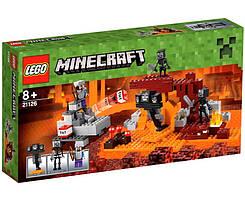LEGO Minecraft Иссушитель 21126