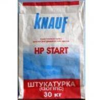 Шпаклевка гипсовая KNAUF HP старт ( ІЗОГІПС ) 30 кг