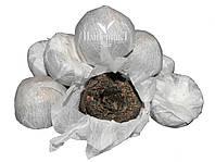 Чай Пуэр в таблетках с хризантемой
