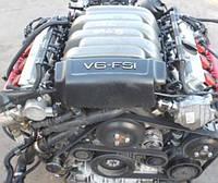 Двигатель Audi A8 3.2 FSI, 2005-2010 тип мотора BPK