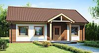 Кирпичный дом. Строительство кирпичного дома в Днепре. Строительство кирпичного дома в Киеве. Дом из кирпича, фото 1