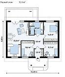 Кирпичный дом. Строительство кирпичного дома в Днепре. Строительство кирпичного дома в Киеве. Дом из кирпича, фото 3