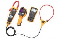Комбинированный комплект для обслуживания электрооборудования с визуальным инфракрасным термометром Fluke VT04