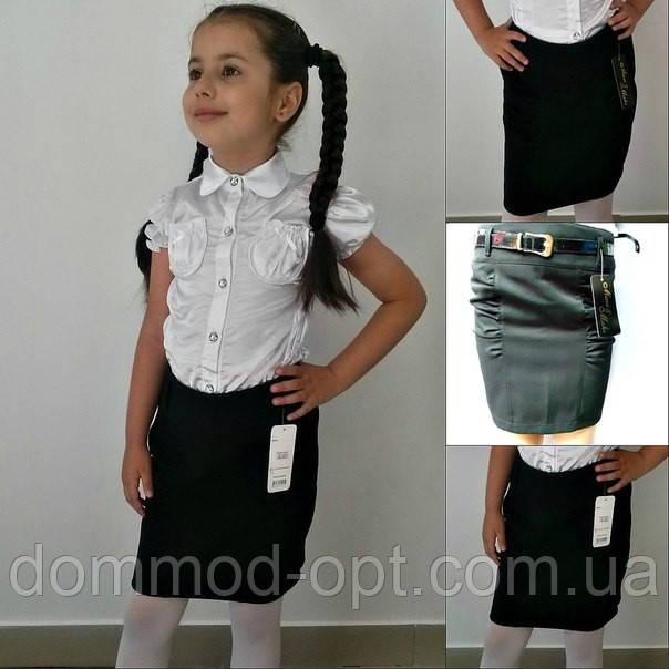 Школьная юбка подросток 456