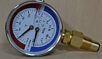 Термоманометр ДМТ05080 радиальный штуцер