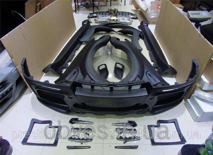Обвес Hamann для BMW X6 E71 (2009-...)