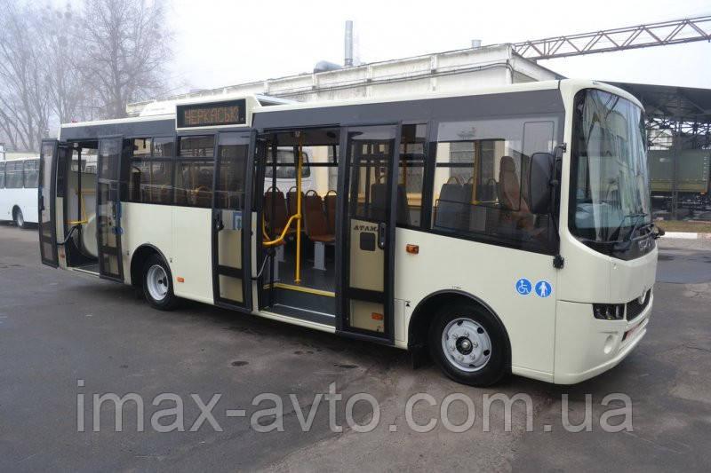 Автобус А092H6 - городской , фото 1
