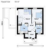 Технология кладки из кирпича, кирпичная кладка, дома из кирпича, фото 3