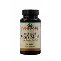 Витамины и минералы для мужчин Food Based Men's Multi 60 tab